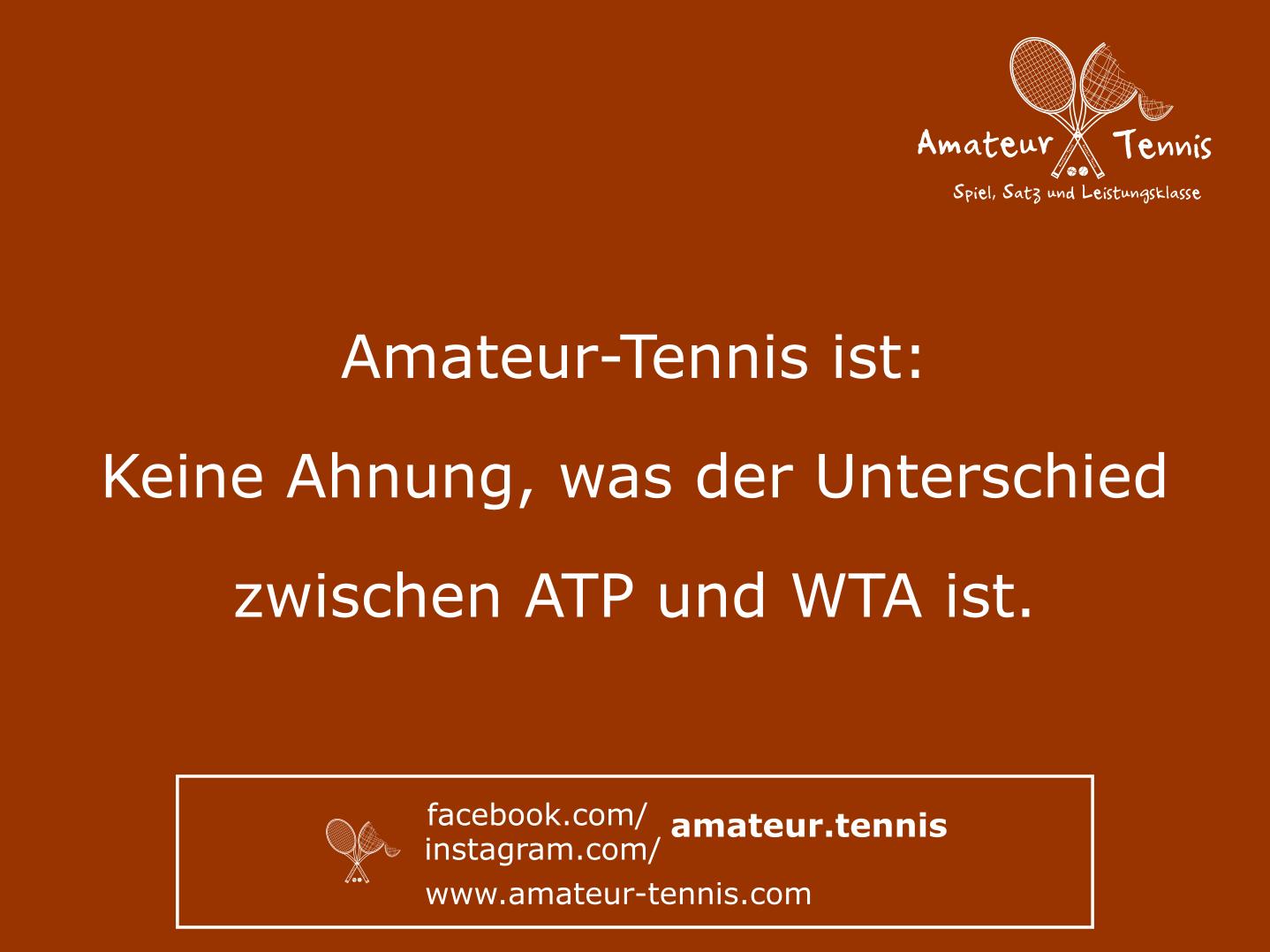 ATP und WTA