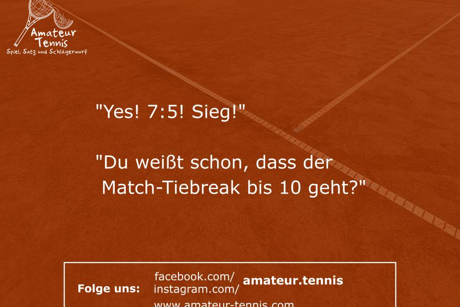 Match-Tiebreak